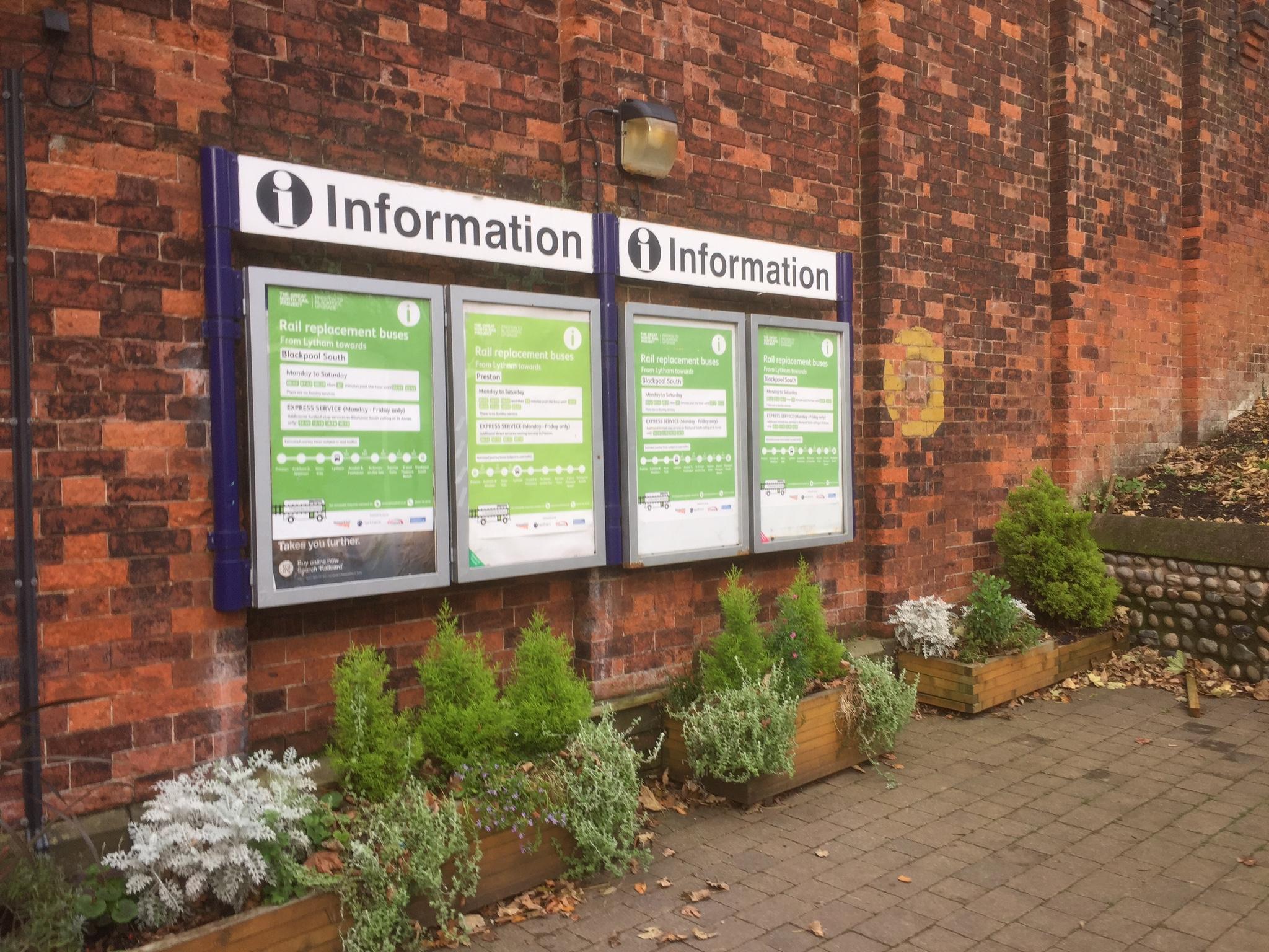 Blackpool to Preston Blockade – The Great North Rail Project